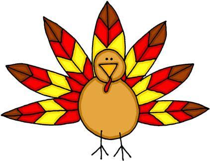 Thanksgiving cartoon turkey