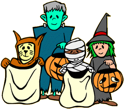 Halloween Craft Saturday