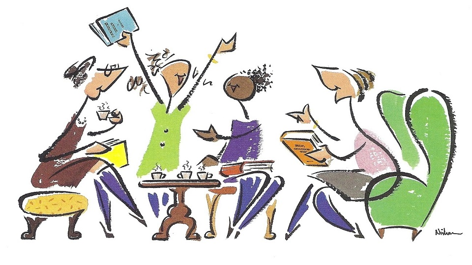 Daytime Book Group Slide