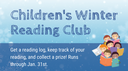 Children's Winter Reading Club slide
