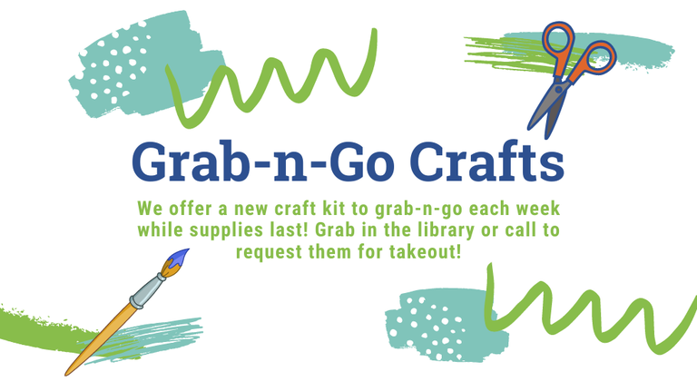 Grab-n-Go Craft slide