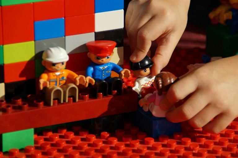 Lego Saturday