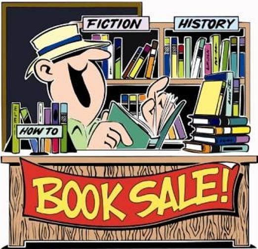 Book Sale clipart