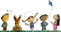 Kids Summer Game Day