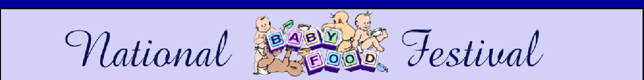 National Baby Food Festival