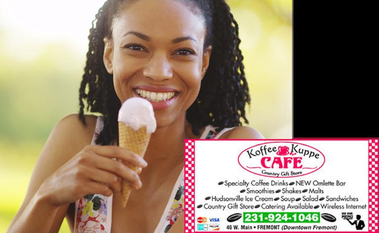 Ice cream Koffee Kuppe