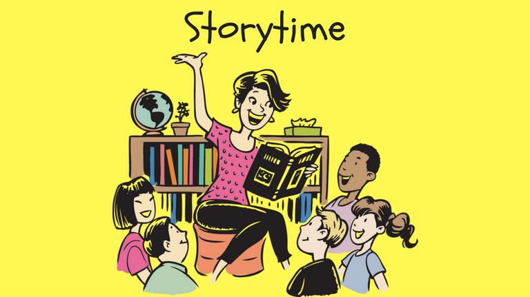 Storytime Summer 2018 slide