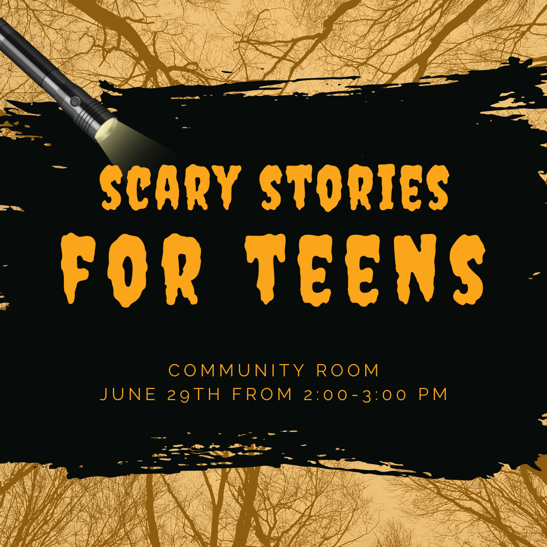 Scary Stories for Teens