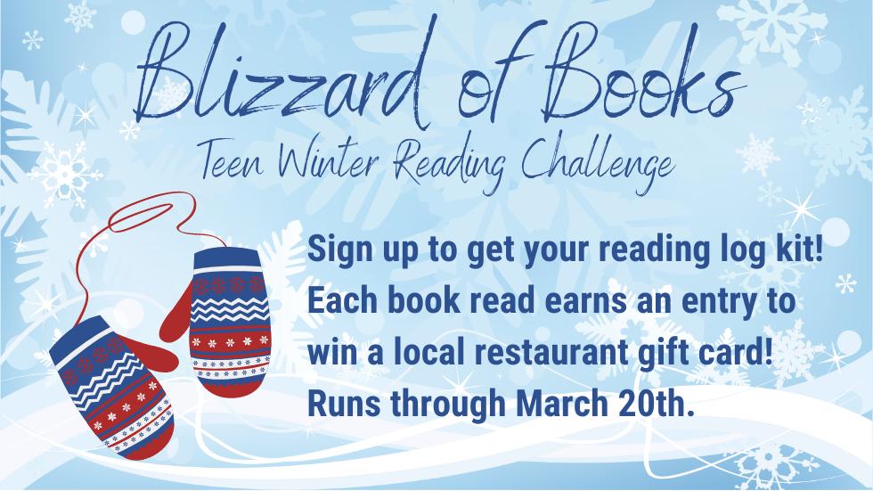 Blizzard of Books slide